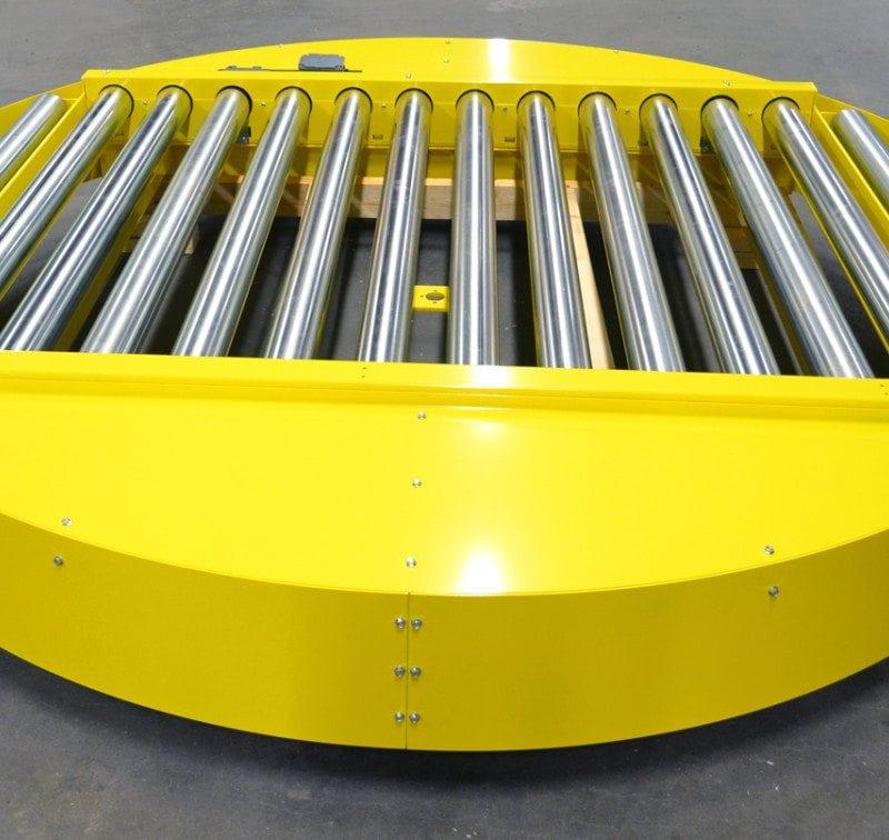 MH Modules PA1500 Vridbord med klämskyddsring