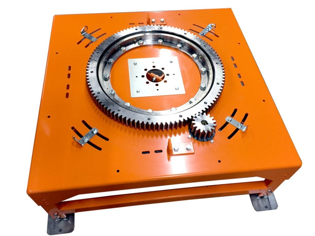 MH Modules PA1500 Vridmodul With Sprocket For Higher Precision