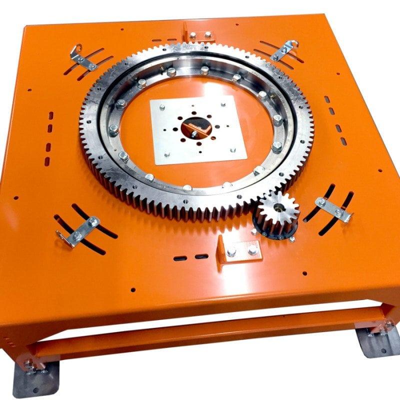 MH Modules PA1500 Vridmodul med kuggkrans för mer precision