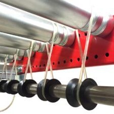 MH Modules AX100 Axeldrivet system