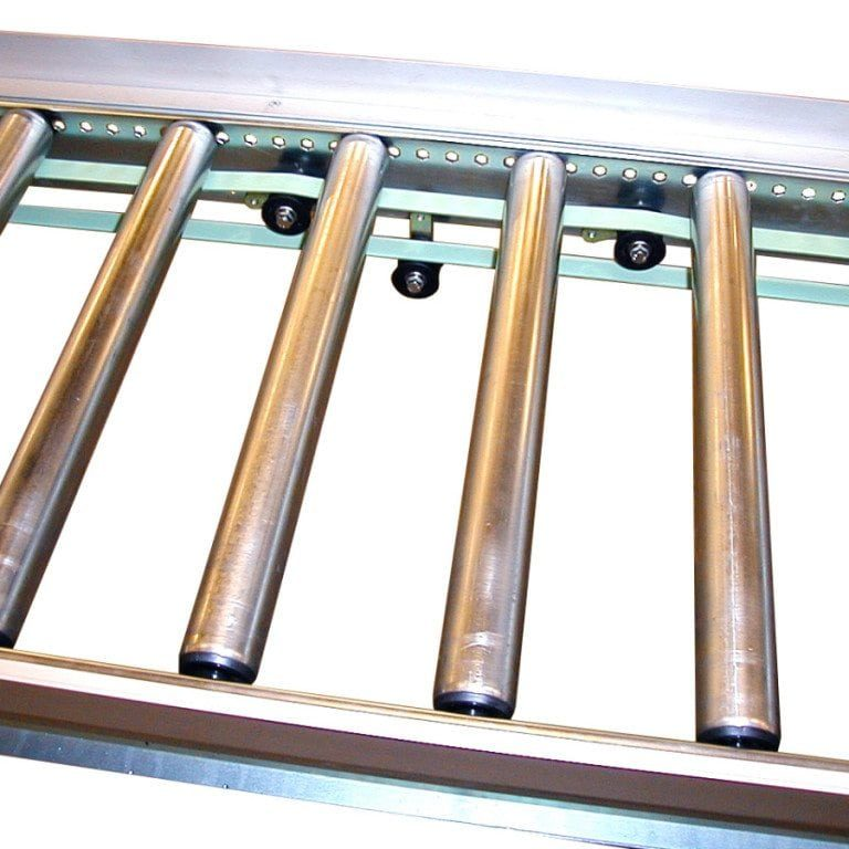 MH Modules FR100 Flat Belt Conveyor