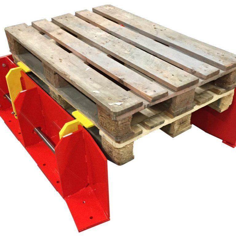 MH Modules PA1500 Manuell pallstaplare